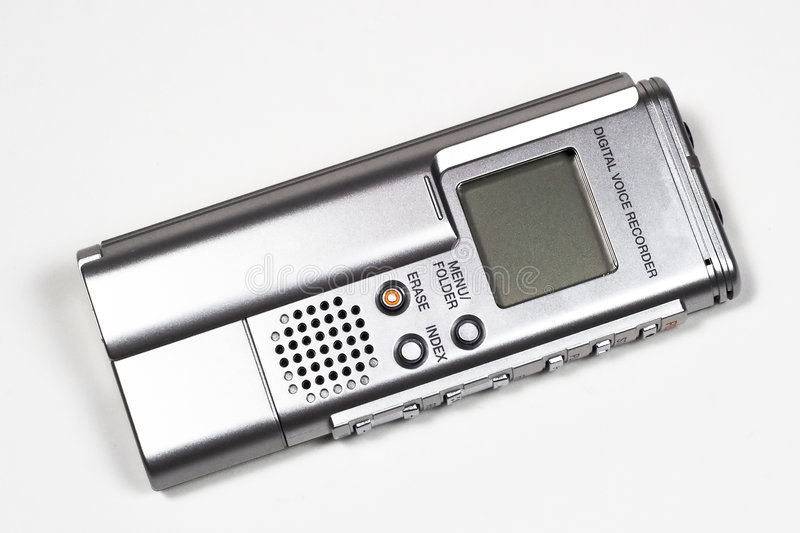 Voice Recorder stock photos