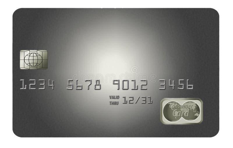 Voici une conception originale de fond, à l'origine conçue comme fond de carte de crédit illustration stock