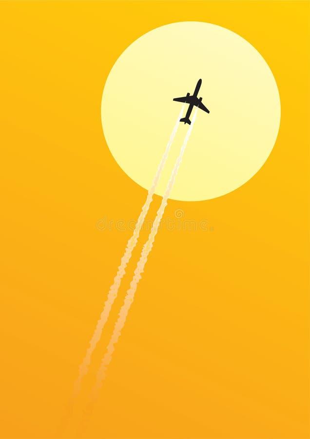 Voie Aérienne Photos libres de droits