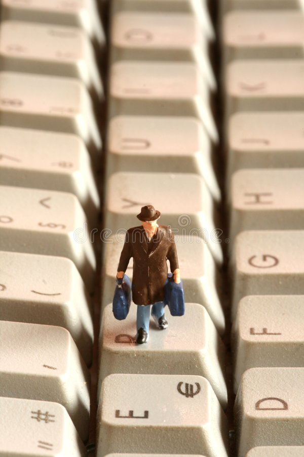 voie d'Internet