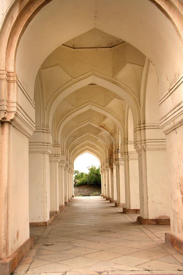 voie de promenade de tombeaux image stock