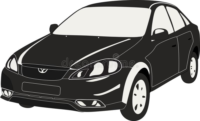 Voiture image stock