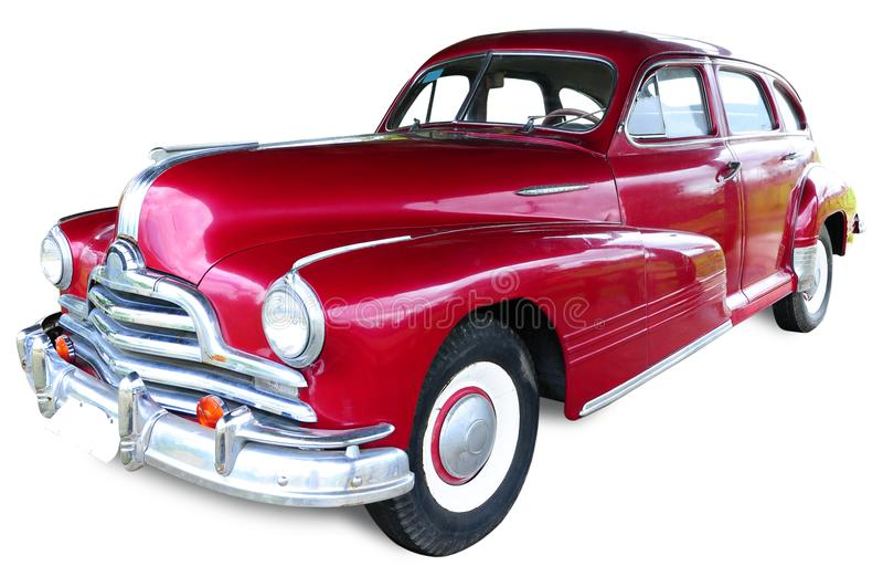 voiture classique de vintage photo stock