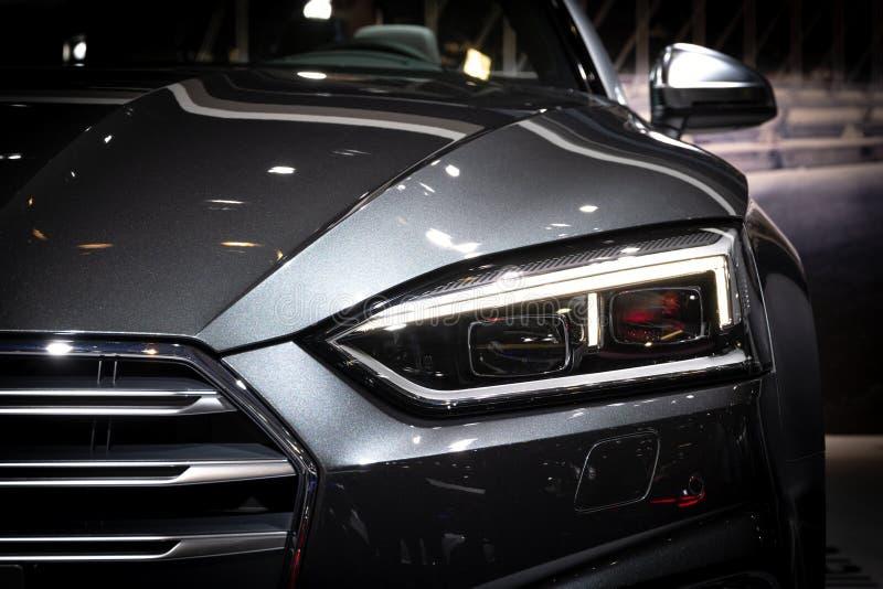Voiture d'Audi S5 image libre de droits