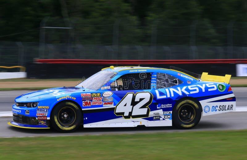 Voiture de course de NASCAR Chevrolet photos stock
