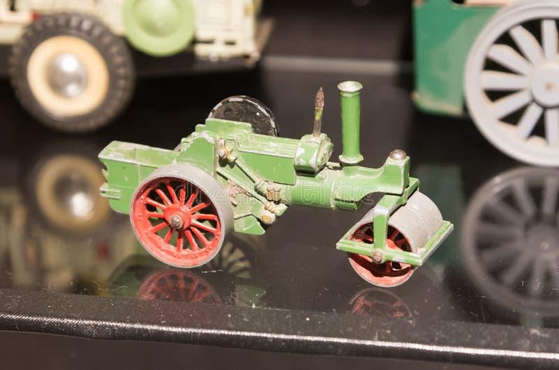 Voiture de jouet de vintage images libres de droits