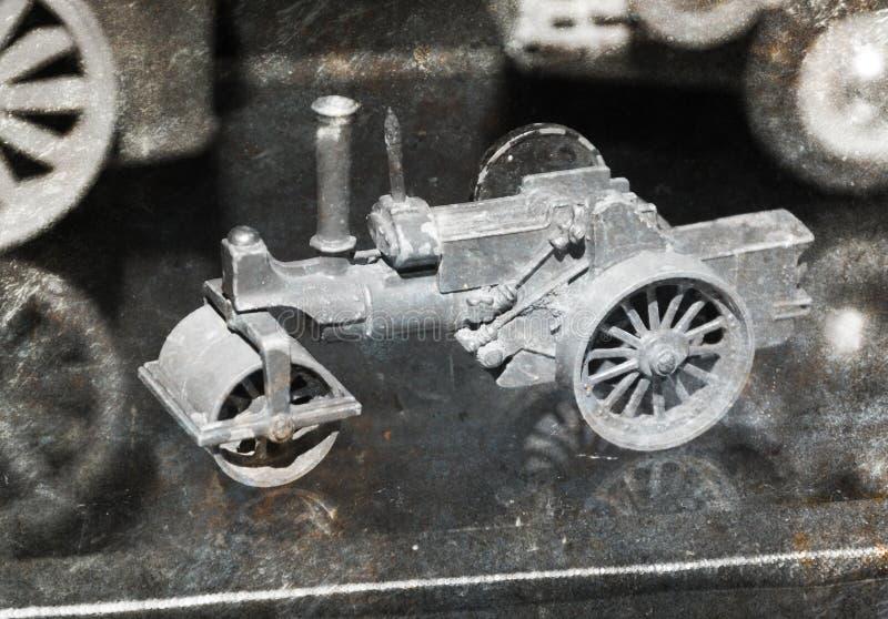 Voiture de jouet de vintage photo stock