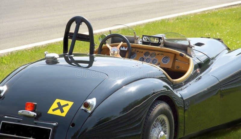 Voiture de sport classique convertible photo libre de droits