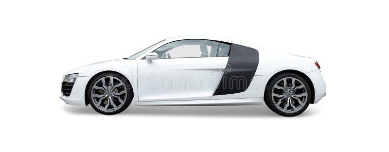 Voiture de sport d'Audi R8 image libre de droits