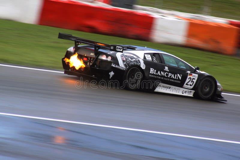 Voiture de sport, Lamborghini Murcielago 670 R-SV photo stock