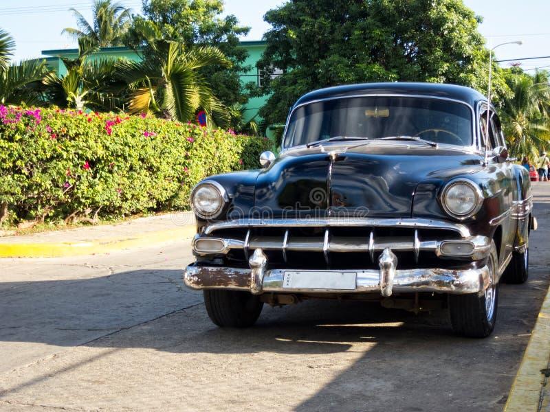 Voiture du Cuba photo libre de droits
