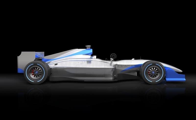 Voiture F1 générique illustration stock