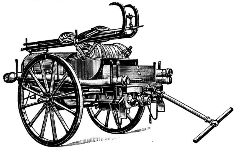 Voiture-pompiers-001 Free Public Domain Cc0 Image