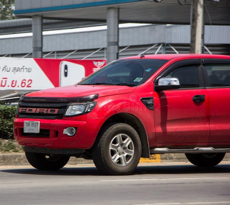 Voiture priv?e de collecte, Ford Ranger images stock