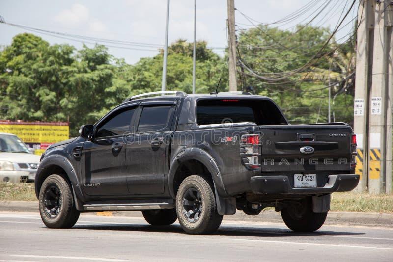 Voiture priv?e de collecte, Ford Ranger photo stock