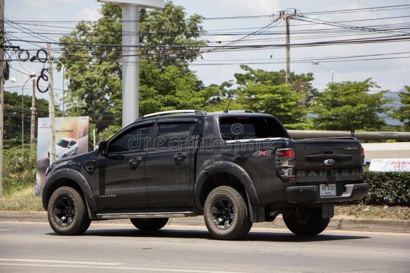 Voiture priv?e de collecte, Ford Ranger image stock