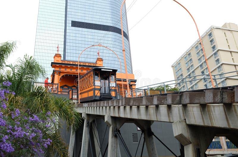 Chemin De Fer Funiculaire à Los Angeles Photos Stock - Téléchargez ...