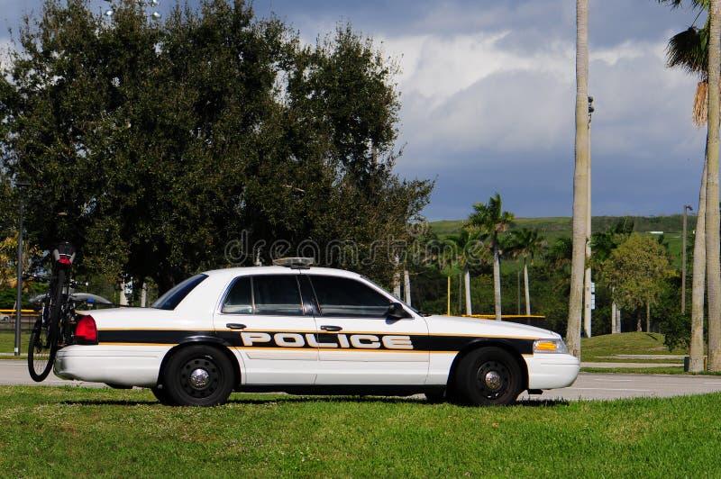 Volante della polizia, FL fotografia stock