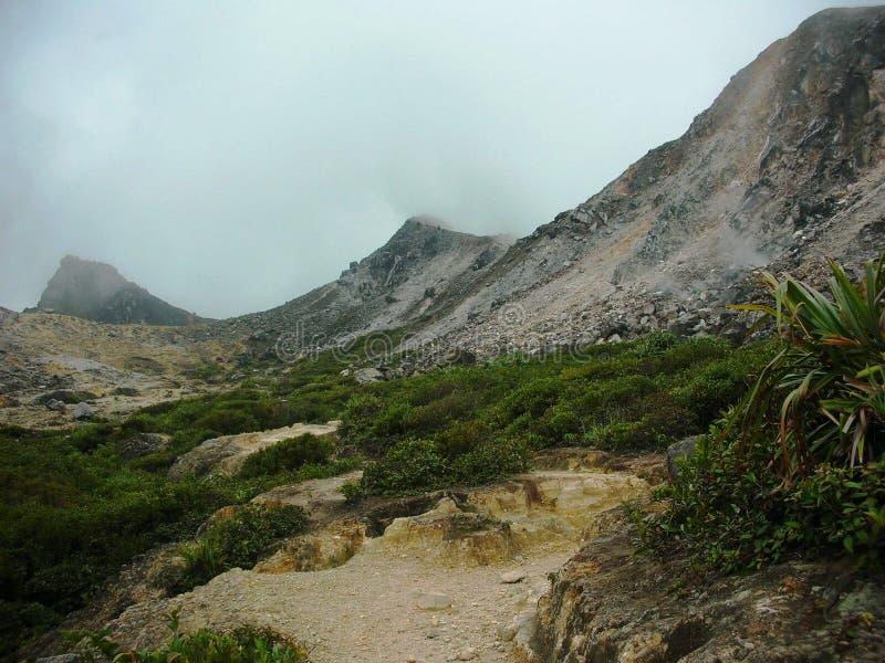 volcan image libre de droits