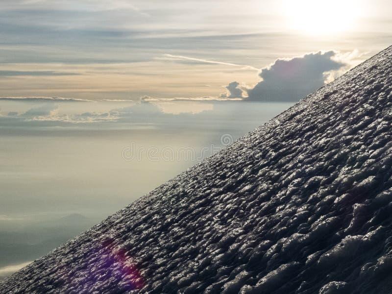 Volcan #6 image libre de droits