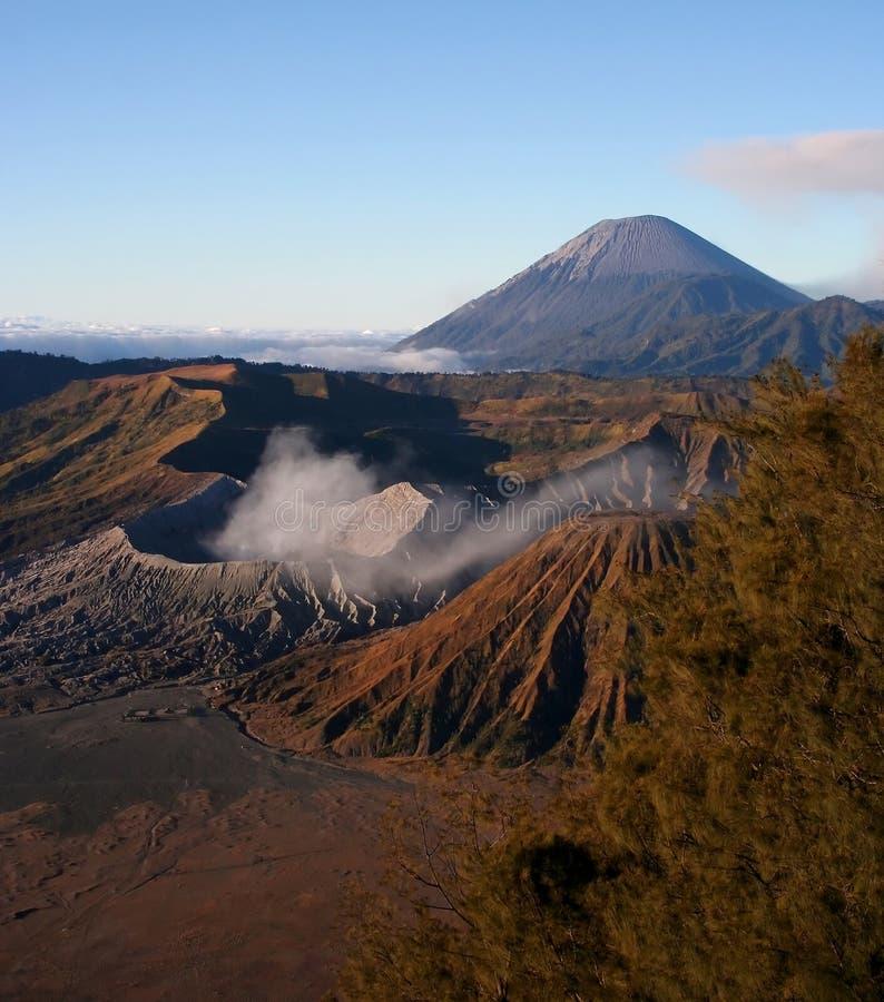 Volcan de Bromo, Indonésie photographie stock libre de droits
