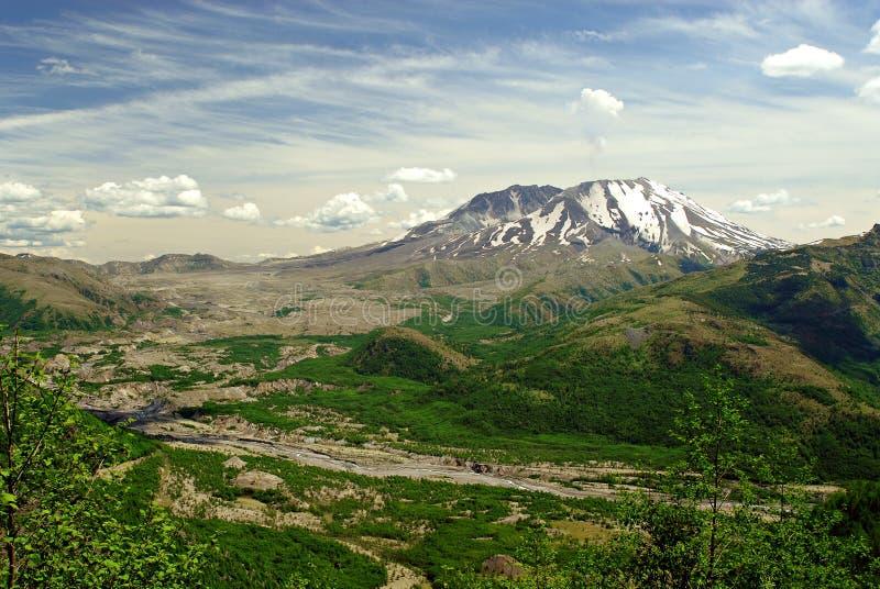 Volcan de St'Helens photo stock