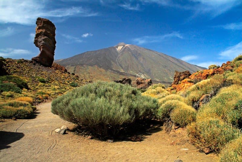 Volcan de Teide dans Tenerife photographie stock