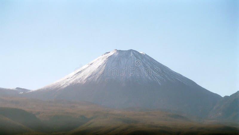Volcan de Tongariro, Nouvelle Zélande photographie stock