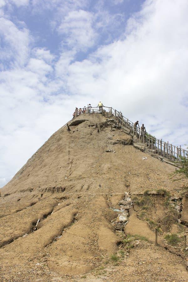 Free Volcan De Totumo Stock Images - 30129144