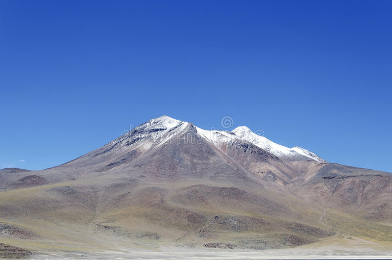 Volcan Miniques στοκ φωτογραφίες
