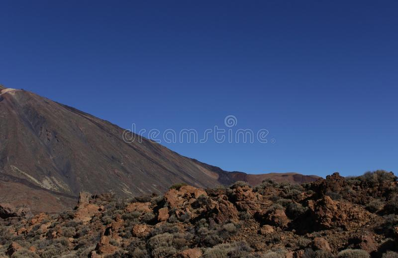 Volcan Teide photos stock