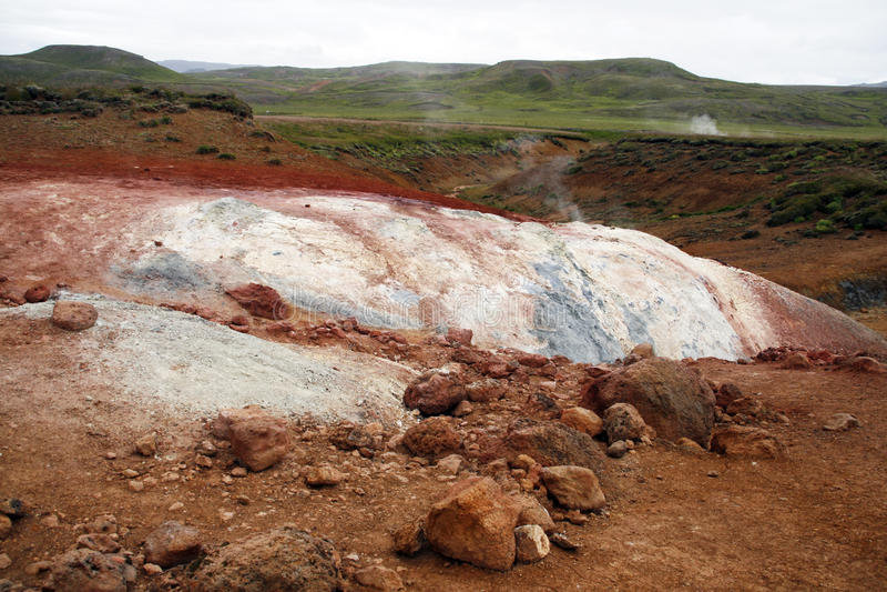 Volcanic Activity Stock Photos