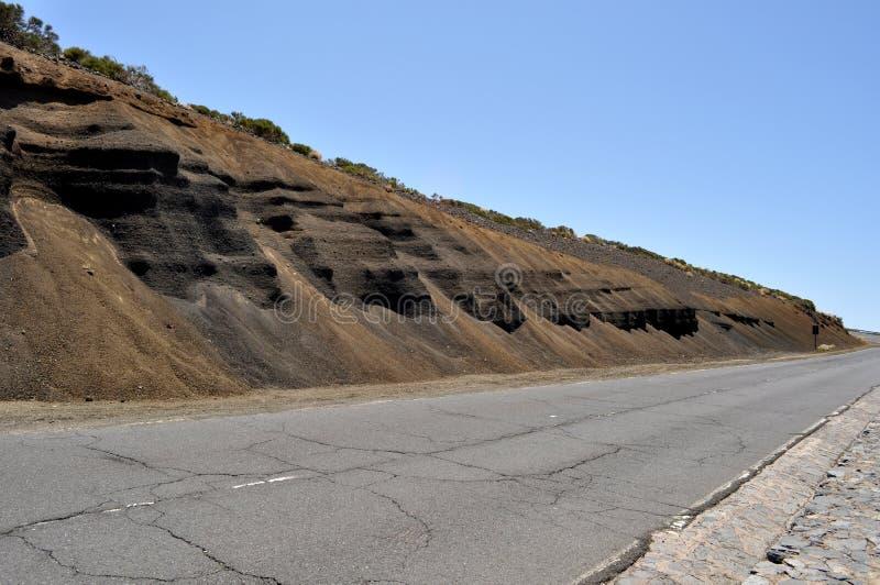 Download Volcanic activity stock photo. Image of tenerife, rock - 36690806