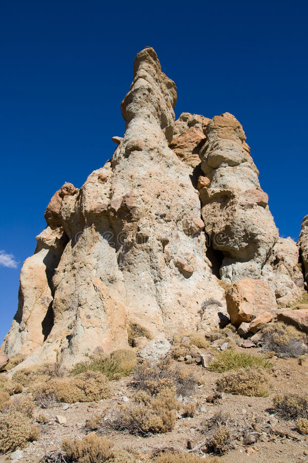 Download Volcanic chimney stock photo. Image of spain, geology - 26789160