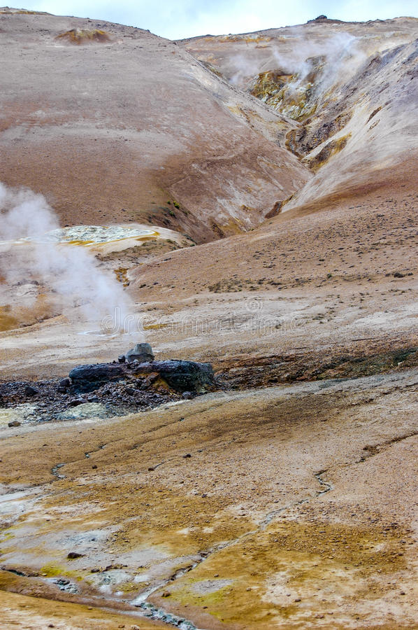 Volcanic Earth stock images