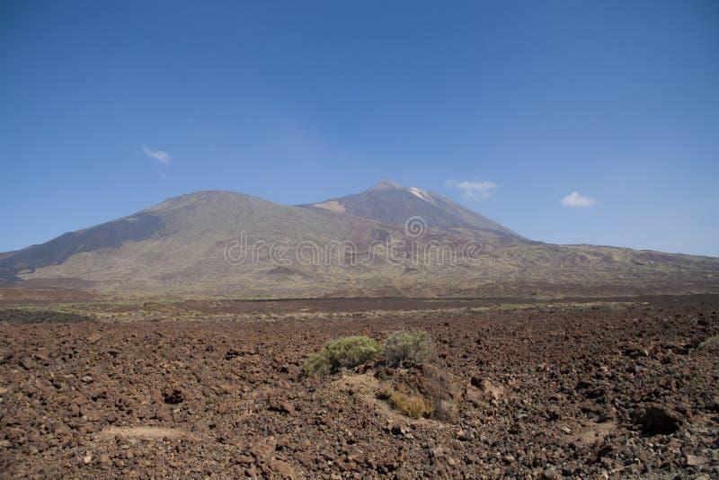Download Volcanic Landscape On Tenerife Stock Image - Image: 32743569