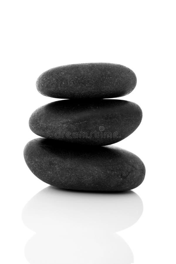 Free Volcanic Stone Massage Stock Photos - 7951153