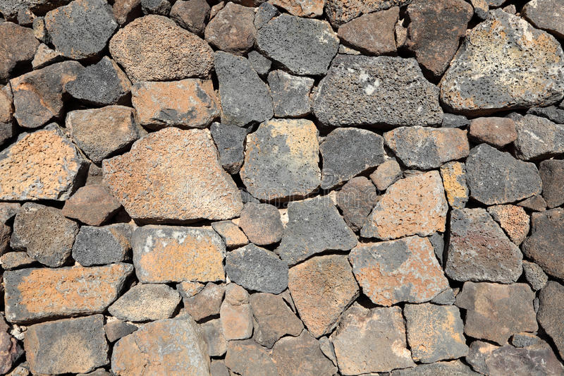 Download Volcanic stone wall stock image. Image of wall, volcanic - 22627099