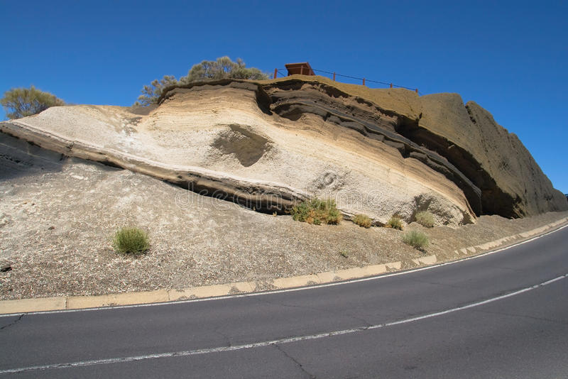 Download Volcanic strata stock image. Image of negrita, landmark - 28742525