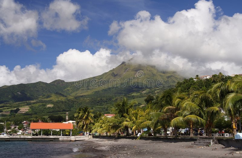 Download Volcano Beach stock photo. Image of beautiful, itinerary - 723636