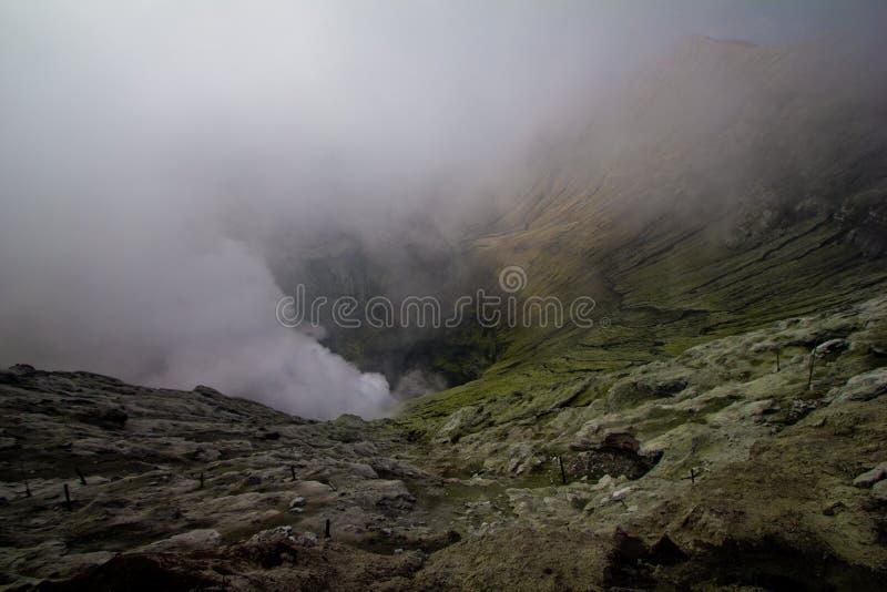 Volcano Bromo photo libre de droits