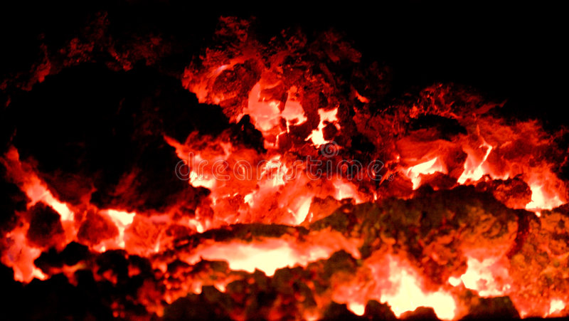 Download Volcano embers 3 stock photo. Image of light, color, ember - 8032174