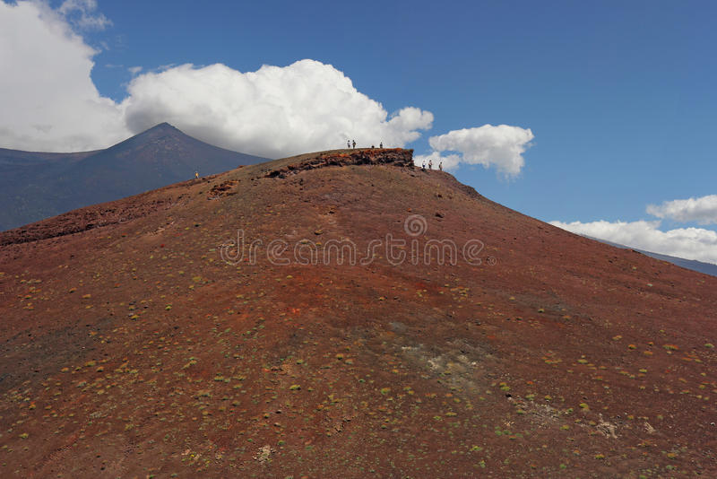 Download Volcano Etna stock image. Image of europe, scenery, mountain - 27780735
