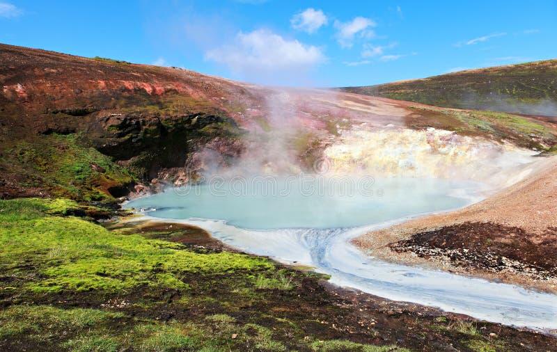 Download Volcano stock image. Image of sulfur, washing, trekking - 33431637