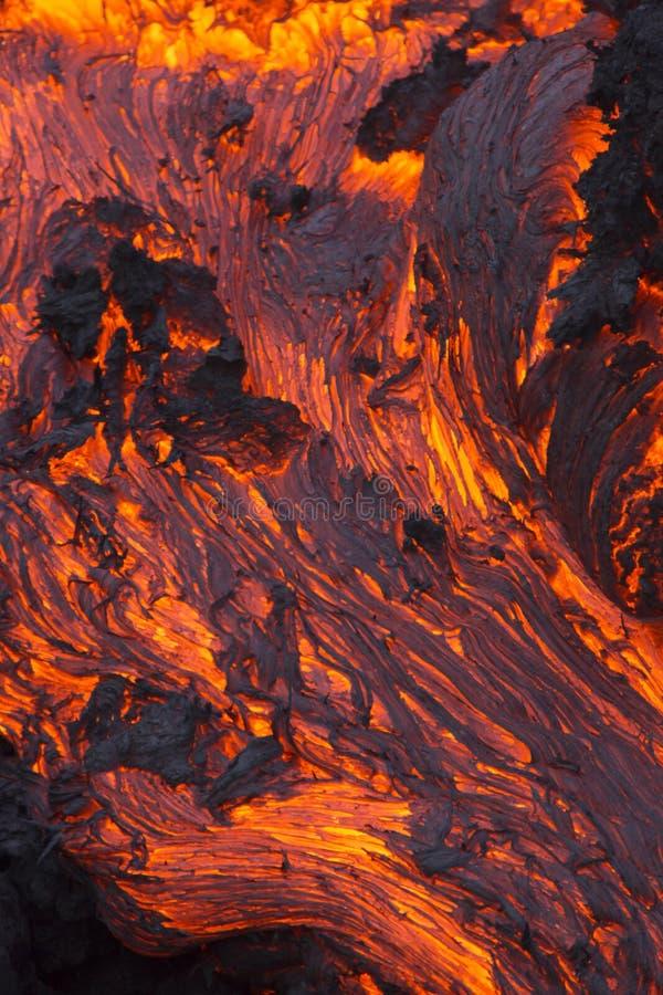 Volcano Lava stock afbeeldingen