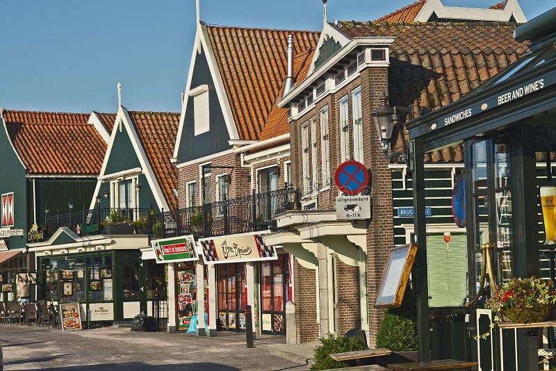 Voledam,荷兰 免版税图库摄影