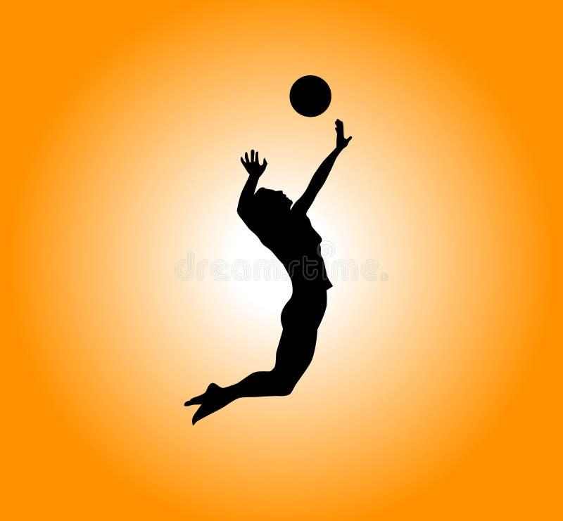 Voleibol imagenes de archivo