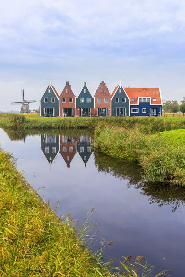 Volendam fotografering för bildbyråer