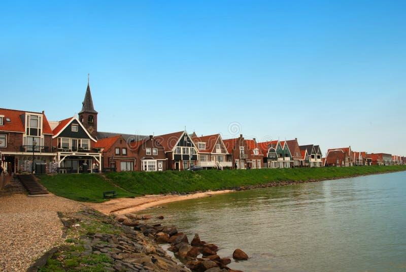 Volendam royalty-vrije stock foto's