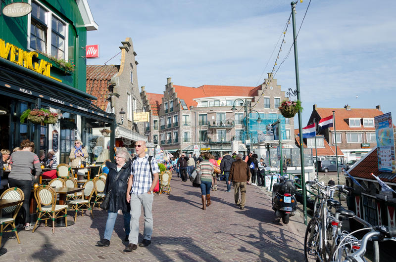 Download Volendam editorial photography. Image of netherlands - 34835947